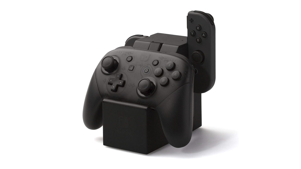 PowerA Joy-Con and Pro Controller Charging Dock