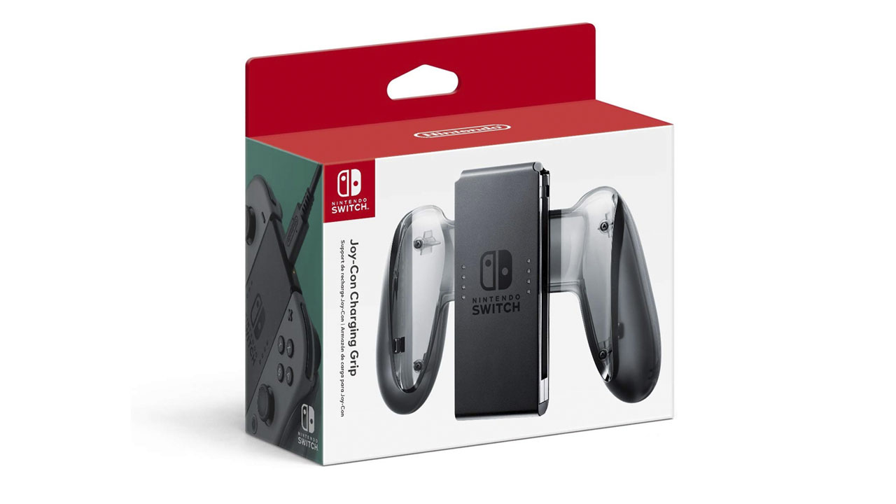 Nintendo Switch Accessories Joy-Con charging grip