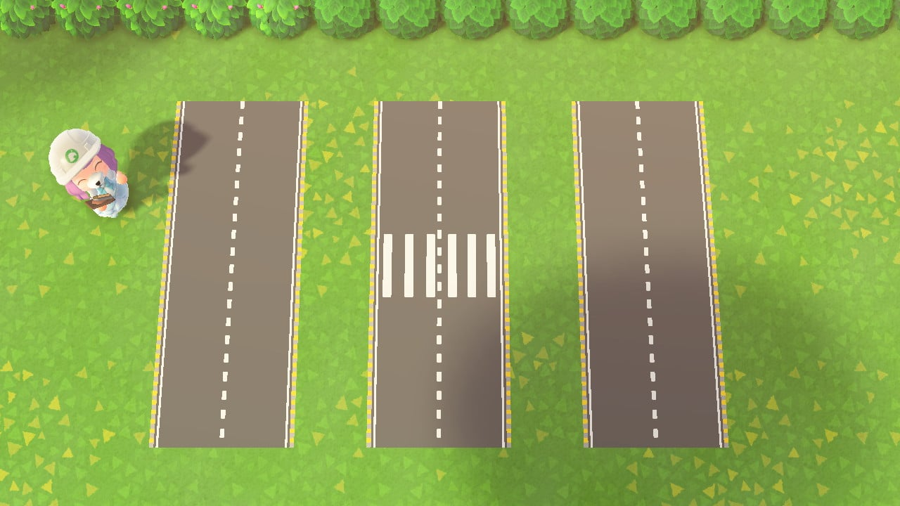 Animal Crossing Custom Paths
