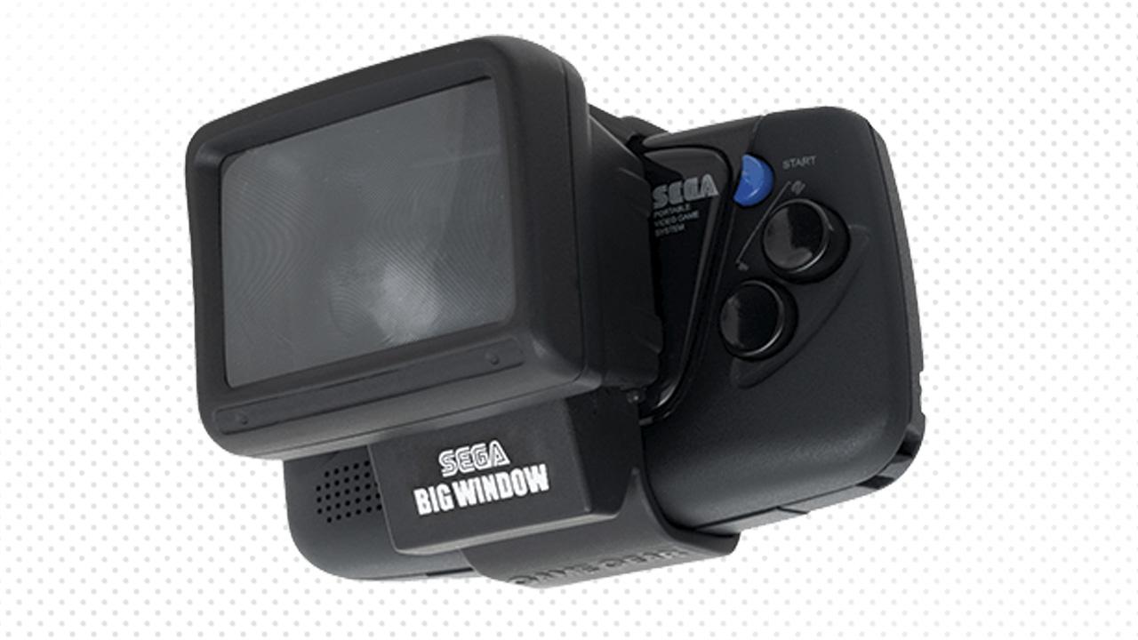 Game Gear Micro Big Window
