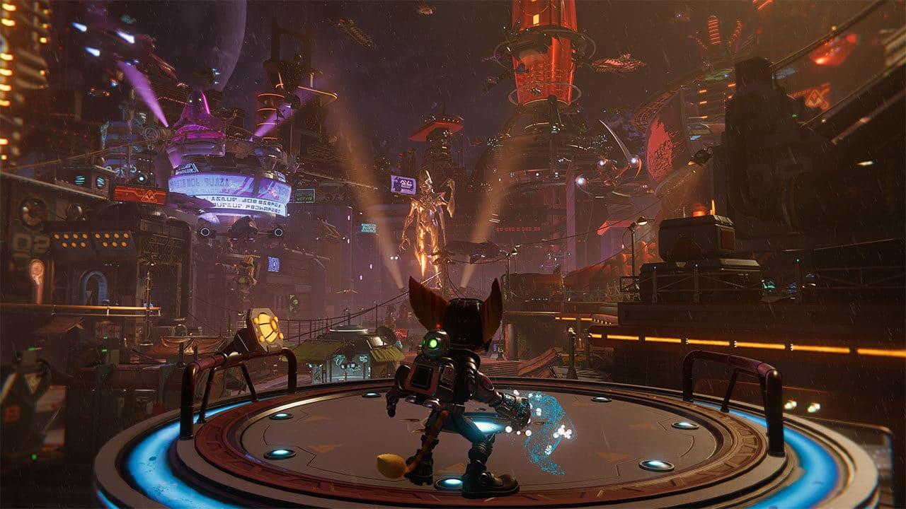 Ratchet & Clank 2021